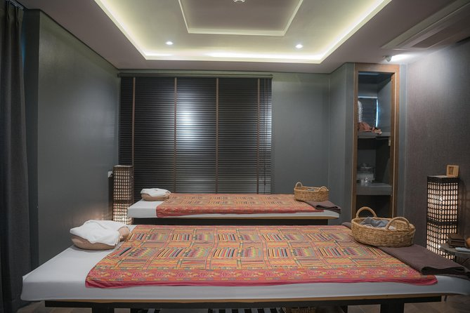 1 Hour The Home Signature Thai Balm Massage - Free Transportation