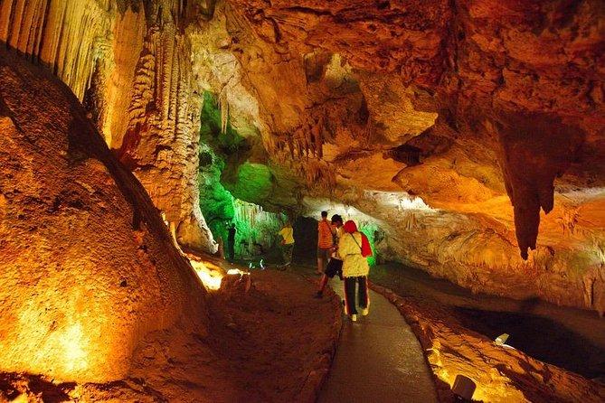 Prometheus cave, Martvili & Okatse Canyons