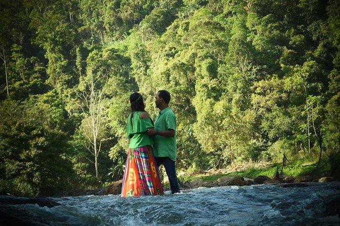 Sinharaja Rain Forest Animal tracking with Noyel