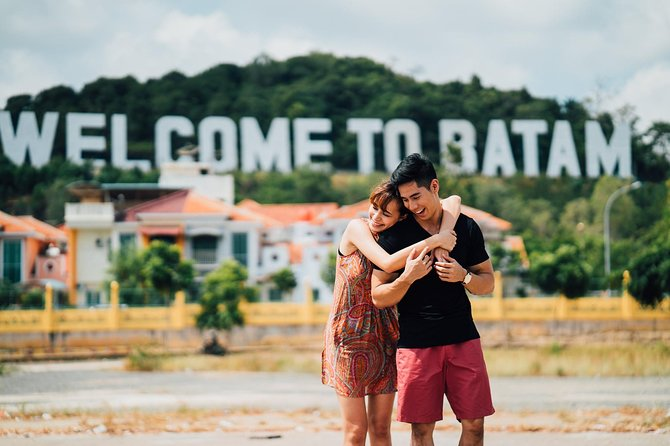 Singapore to Batam:City Tour with Ferry Tickets & Lunch
