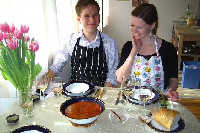 Hungarian Goulash Cooking Class in Budapest photo 7