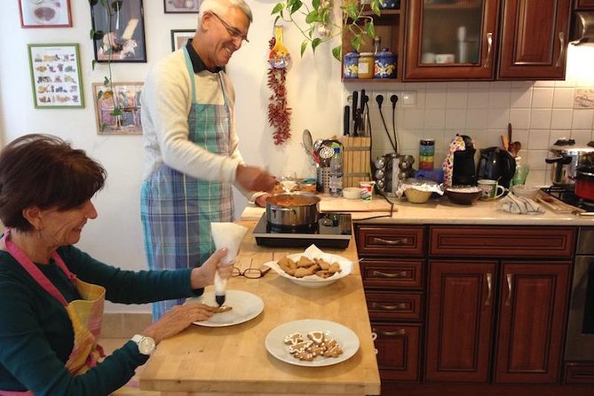 Hungarian Home Cooking Class in Budapest photo 3