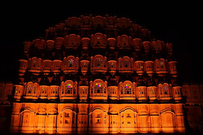 Jaipur Night Walking Tour photo 1