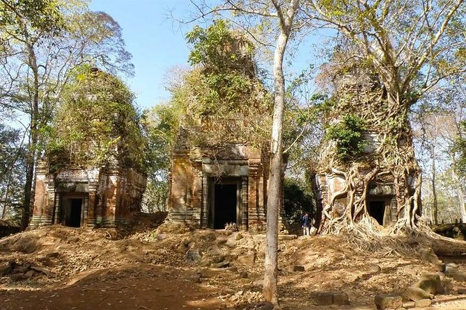 Koh Ker & Beng Mealea Excursion Join-in Tour - Free Hotel Pickup photo 8