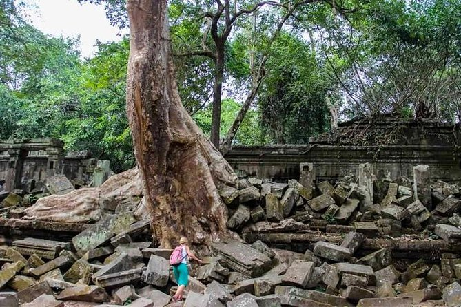 Koh Ker & Beng Mealea Excursion Join-in Tour - Free Hotel Pickup photo 3