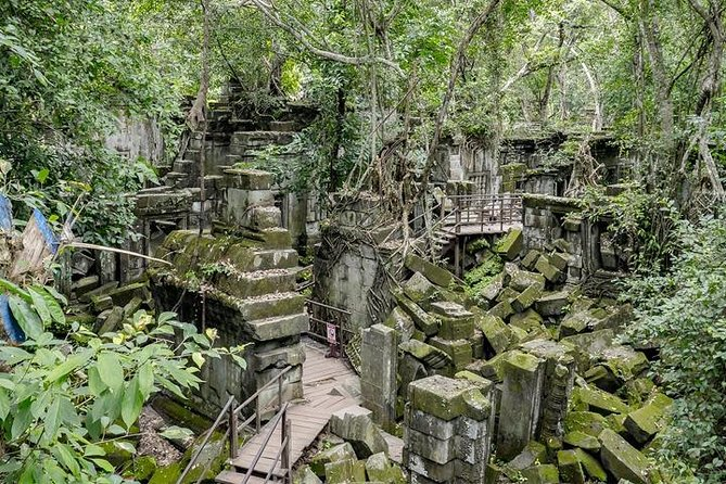 Koh Ker & Beng Mealea Excursion Join-in Tour - Free Hotel Pickup photo 6