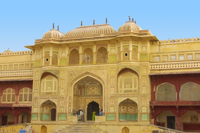 Guided Jaipur City Tour With Drop Off at Jodhpur Including Lunch