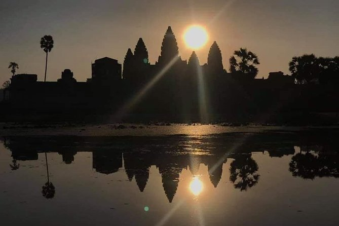 1 day-Amazing Temple Tour + Sunrise