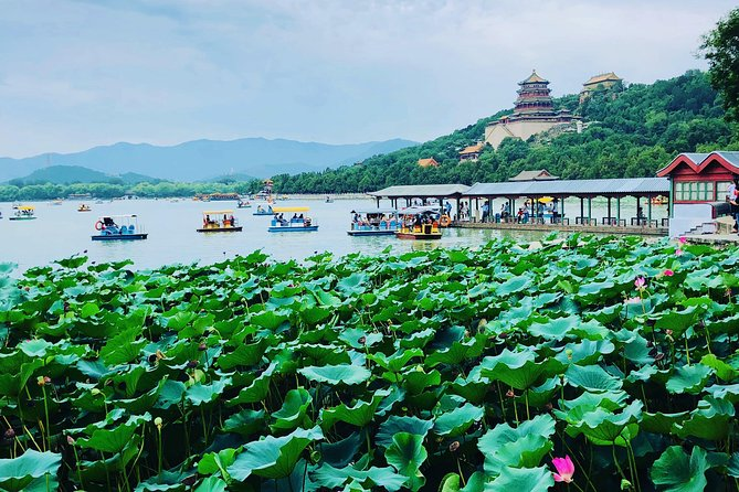 Temple of Heaven and Summer Palace Private Tour from Beijing