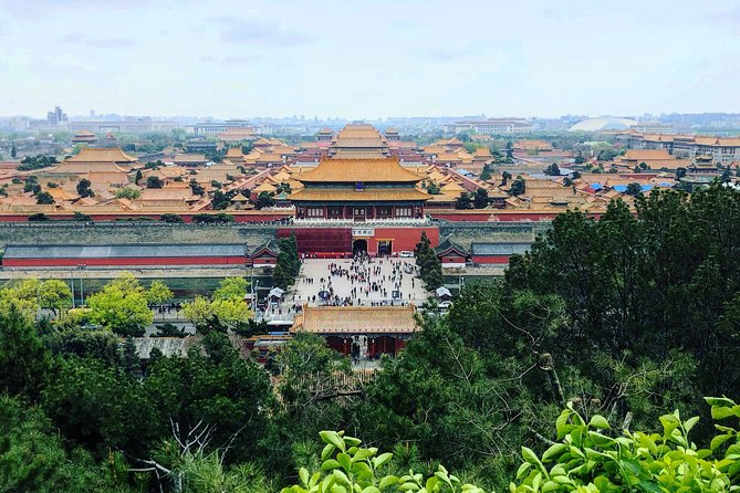 Tiananmen Square, Forbidden City, Jingshan Park and Hutong Private Day Tour