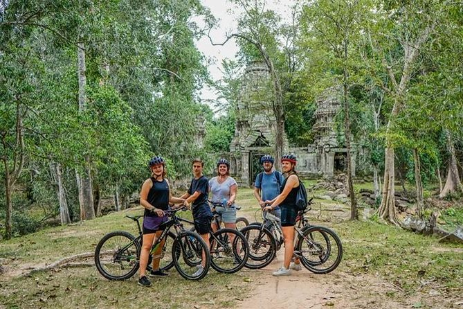 Angkor Sunrise Discovery Bike Tour Included Breakfast & Lunch photo 4