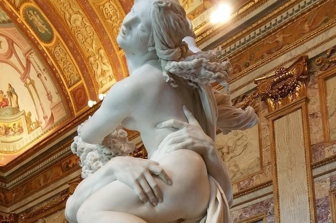 Private Guided Tour in Borghese Gallery