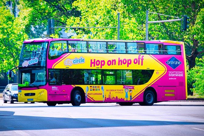 Excursión combinada en autobús con paradas libres en Berlín de 3 días: recorrido circular por la ciudad y Mitte, Kreuzberg, Friedrichshain y Prenzlauer Berg