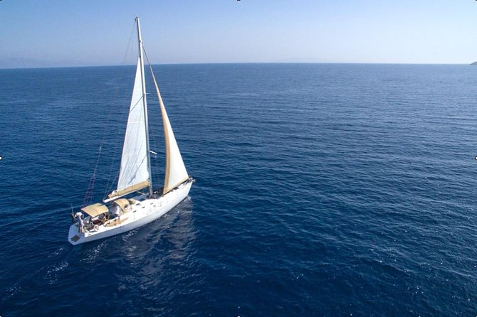 Mykonos Sailing | Sailing Yacht 52ft | 5h Private Cruise