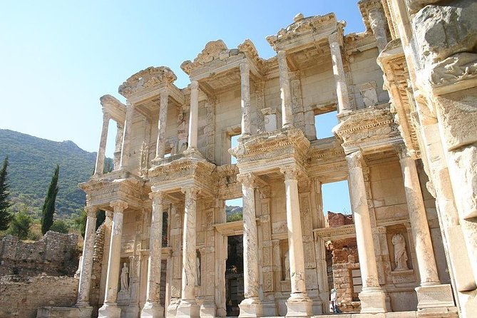Best of Ephesus Shore Excursion From Kusadasi Port