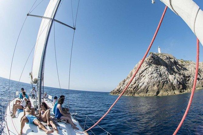 VIP Sailing tour from Cala Ratjada to Natural Park