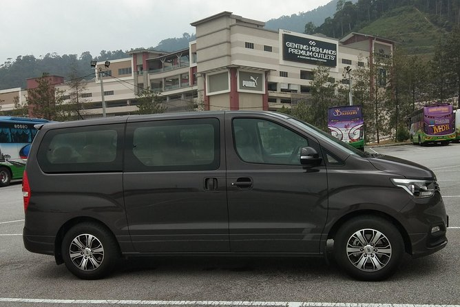 Genting Highlands Tour Private
