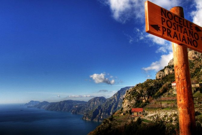 Hike The Path Of Gods from Sorrento