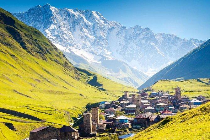 4-Day Tour in Svaneti - from Kutaisi