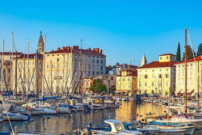 PRIVATE TOUR Sunset in Piran – Sunset in the Most Romantic City in Slovenia