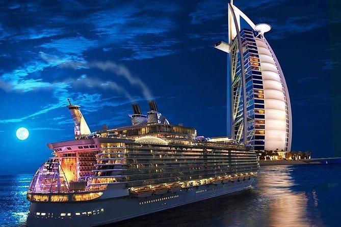 Catamaran Cruise Dubai | Dinner | Live entertainment | Transfer