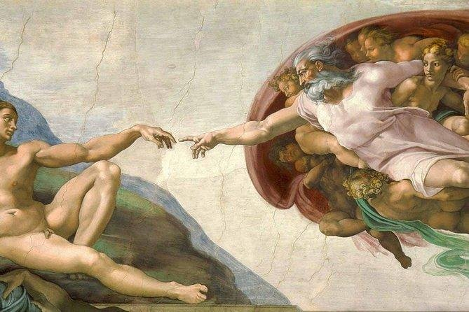 Vatican Museums, St Peter's, Sistine Chapel skip-the-line tour for small groups