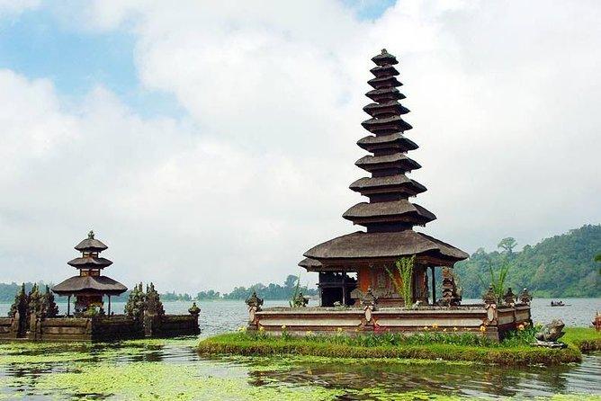 North Bali Full Day Private Tour + Free WiFi