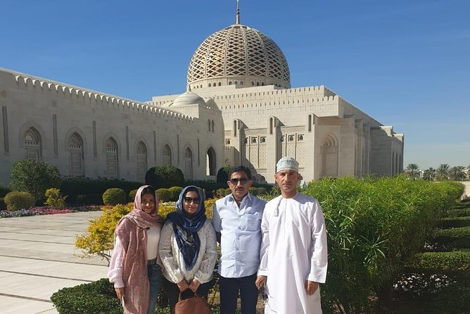 Charming Muscat- Half Day City Tour