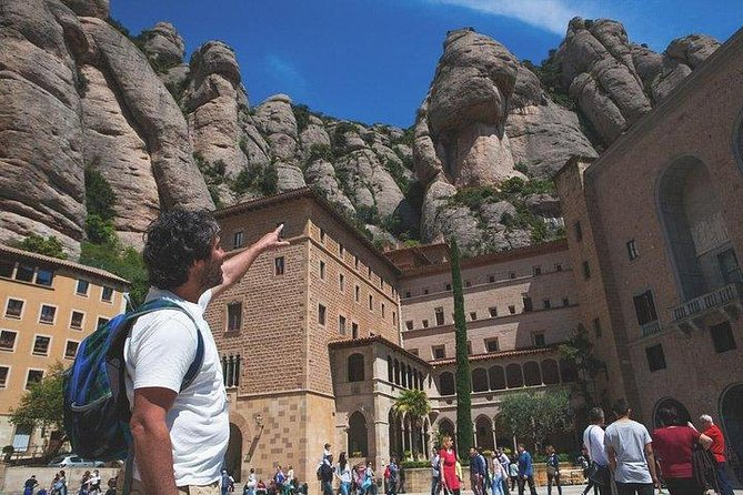 Private tour to Montserrat. The most complete tour, Cable car & meal included photo 1