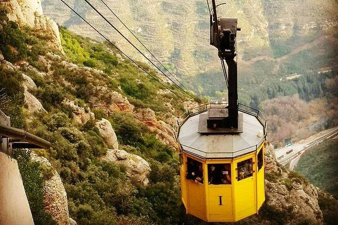Private tour to Montserrat. The most complete tour, Cable car & meal included photo 7