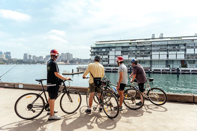 The Beauty of Sydney Private Bike Tour