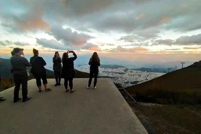 Mitad del Mundo and Teleferico Private tour