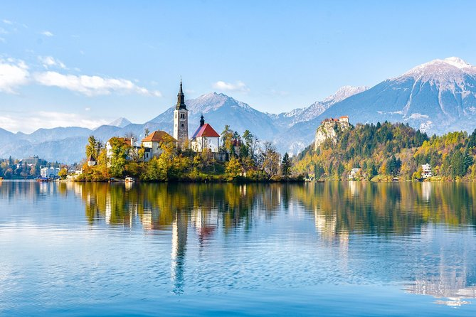 PRIVATE TOUR Lake Bled - An Alpine Pearl from Ljubljana