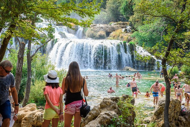 Private Krka Waterfalls With Wine Tasting