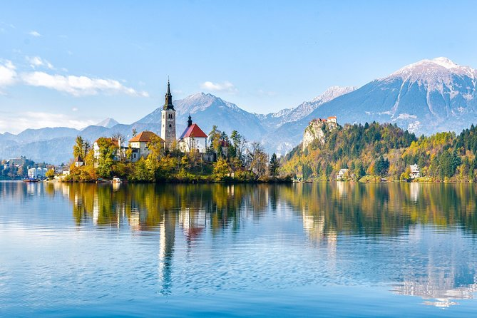 PRIVATE TOUR Lake Bled and Bohinj - Beyond the Alpine Lakes from Ljubljana photo 1