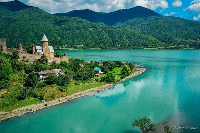Mtskheta-Jvari + Kazbegi Private tour