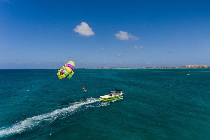 Parasailing in Palm Beach