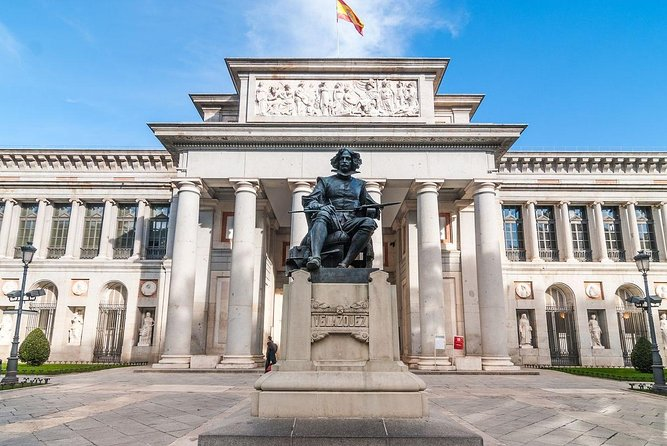 El Prado Museum and Madrid Royal Palace Guided Tour (tickets included)