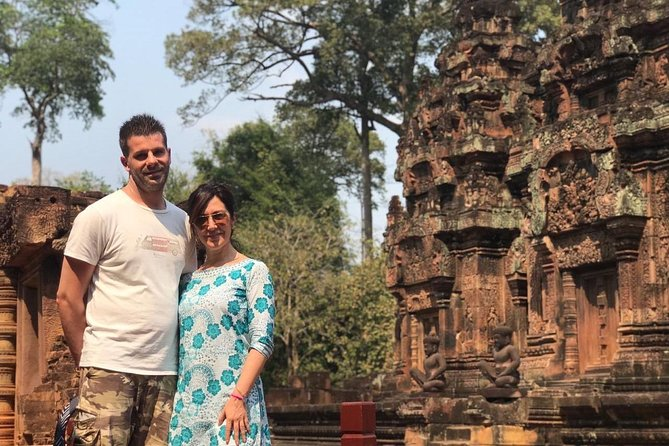 Full Day shared Big tour & Banteay srie temple
