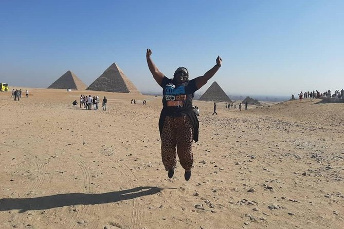 Private Tours: 8 Days 7 Nights Pyramids and Nile Cruise by plane from Cairo