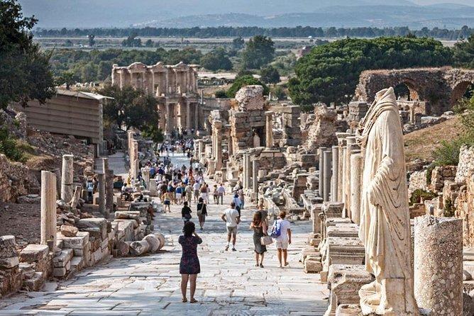 Ephesus Classic Full Day Tour From Kusadasi & Selcuk Hotels
