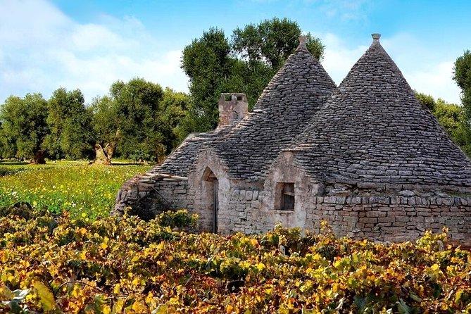 7 Days Private Tour Puglia & Matera