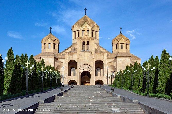 Private City Tour of Yerevan
