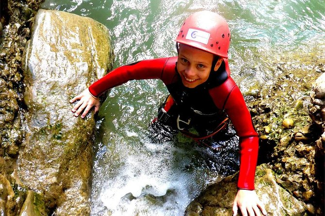 Canyoning for Kids and Families
