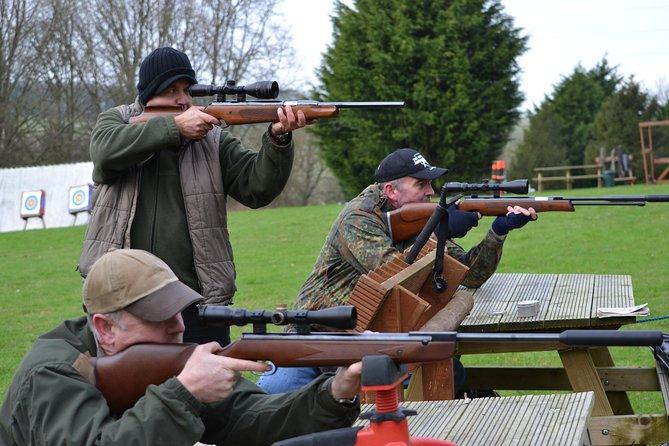 Air Rifle Shooting - One Hour