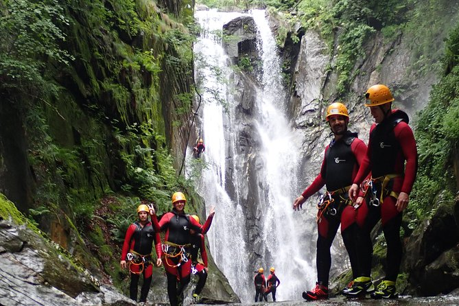 Canyoning Advanced Day Trip