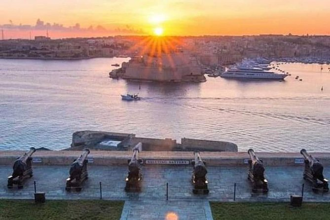 Roaming Malta's best spots in 8hrs Private Tour
