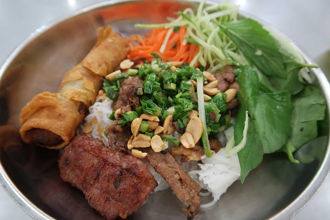 Ho Chi Minh Private Half Day Street Food Tour with Local Students