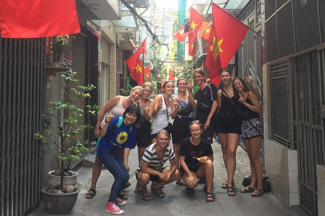 Ho Chi Minh City: Hidden Gems & Back Alleys by Motorbike with Local Students