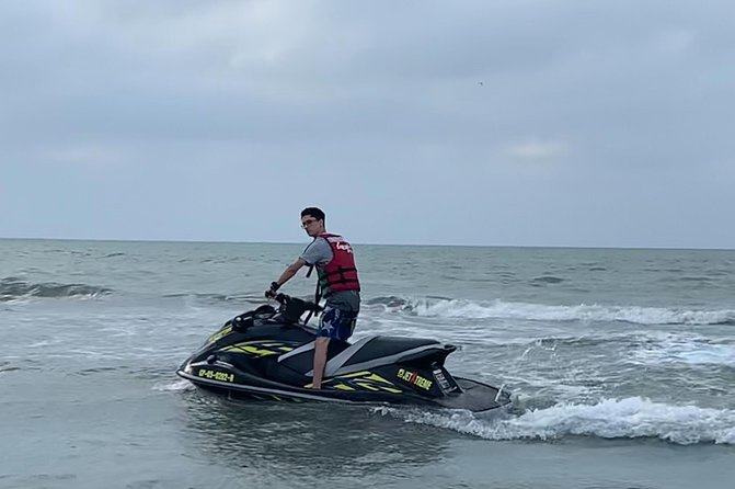 Jetski rental in cartagena